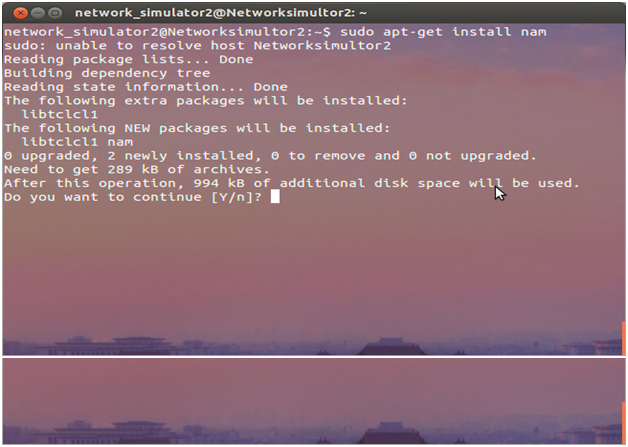 NS2_installation_project_step13